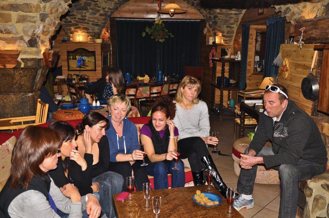 station de ski Le Sauze Bergerie du Loup