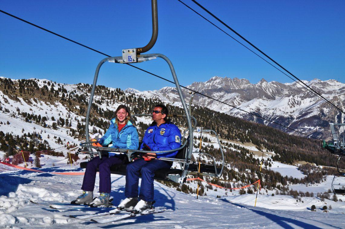 station de ski de Montclar