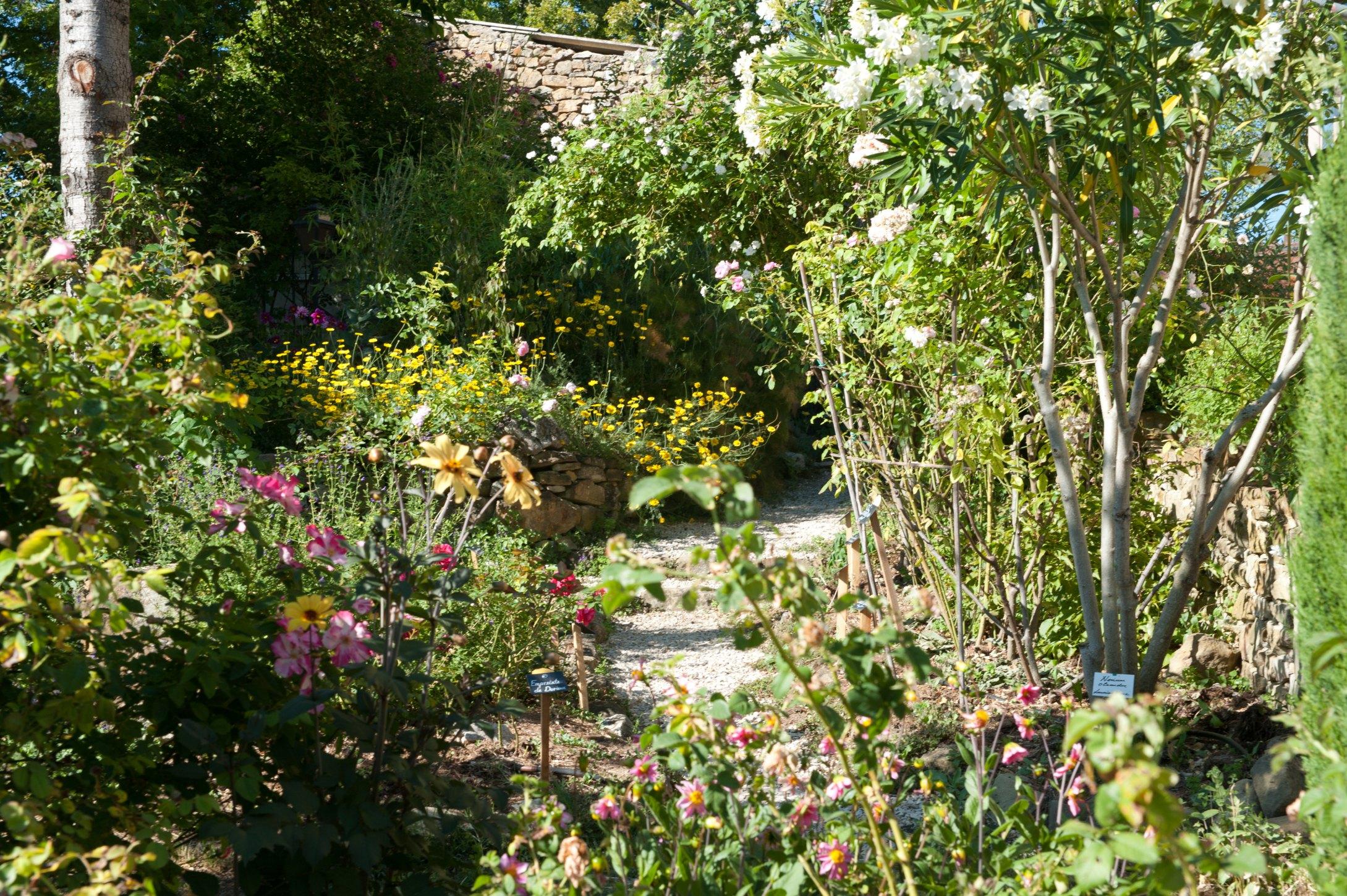 Parcs et jardins - Alpes de Haute-Provence Tourisme