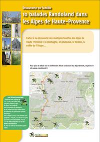Randoland Alpes de Haute-Provence, des randonnées en famille