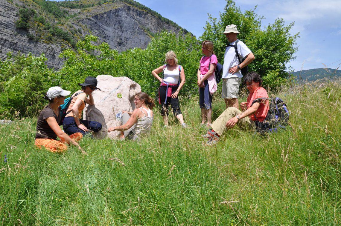 randonnées rocher qui parle, des randonnées en famille