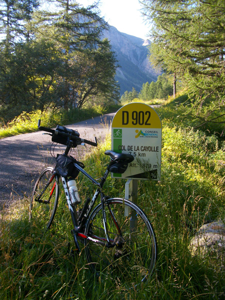 Col de la Cayolle sur le Grand Tour Alpi Marittime photo ADT04/GBe