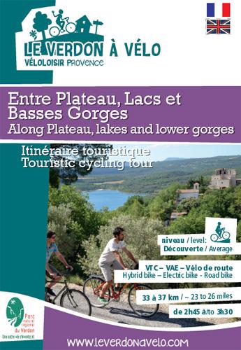 Itinéraire touristique Valensole