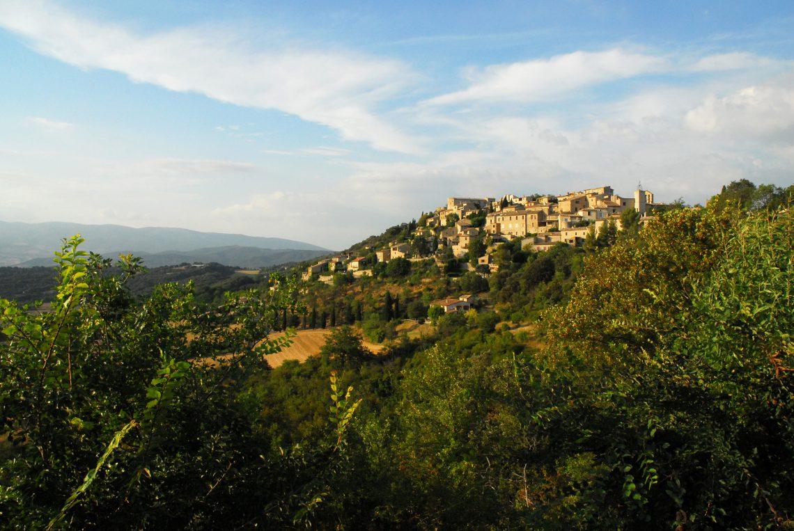 Village de Lurs ©Philippe Leroux