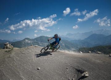 VTT Provence Alpes secteur « Digne-les-Bains » ©OT