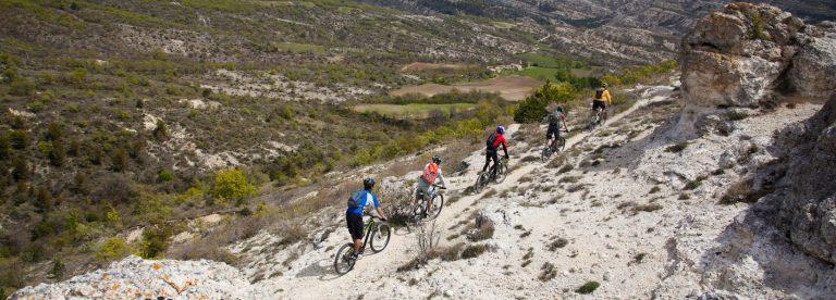 Site vtt ffc pays de forcalquier montagne de lure alpes de haute provence tourisme - Office du tourisme forcalquier ...