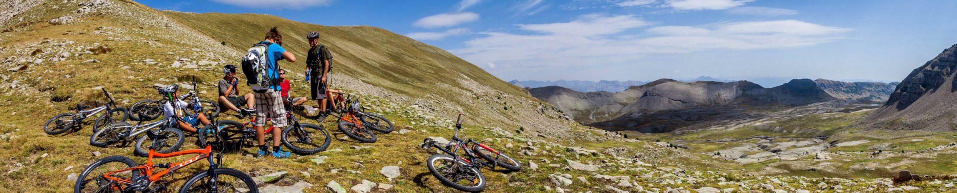 VTT Val d'Allos - Haut-Verdon
