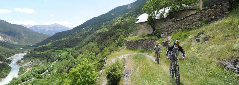 VTT Vallée de l'Ubaye