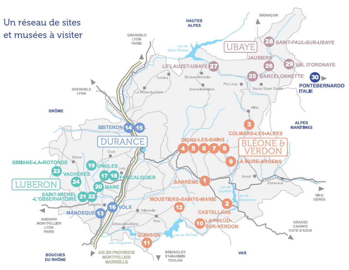 Carte du Passeport des musées 2020