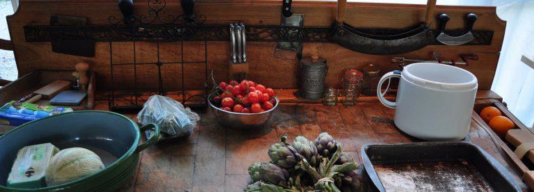 cuisine oustaoun Oraison