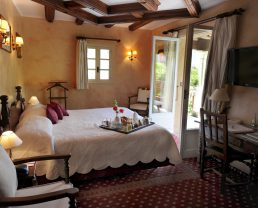 Hôtel La Bonne étape Chateau-Arnoux-Saint-Auban