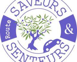 logo de la Route des saveurs et des senteurs