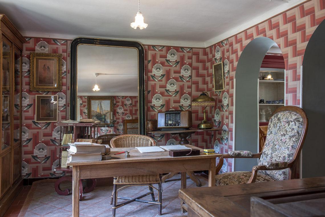 Bureau de la Maison