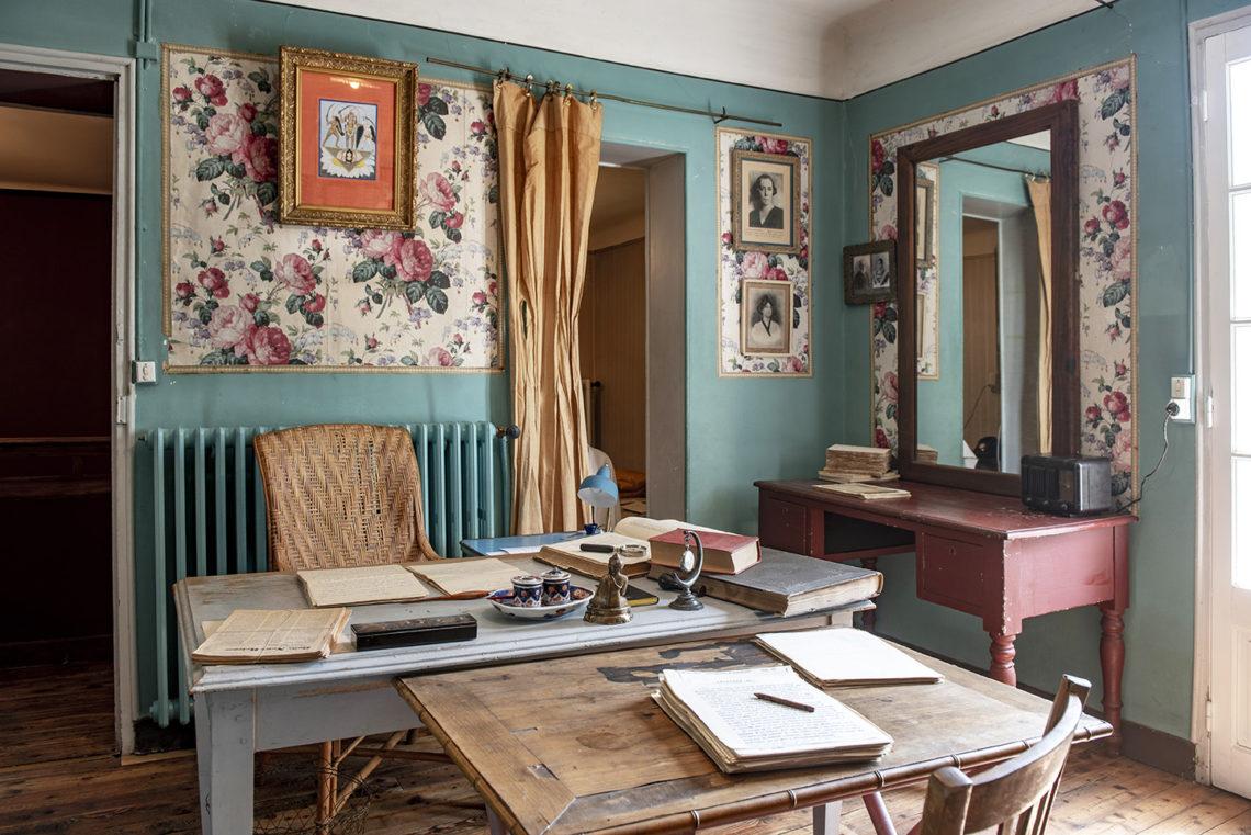 Bureau Maison Alexandra David-Neel