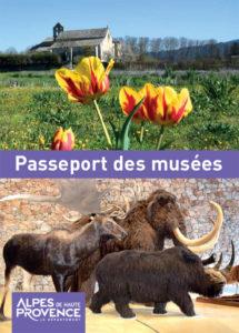 Passeport des musées des Alpes de Haute-Provence 2018