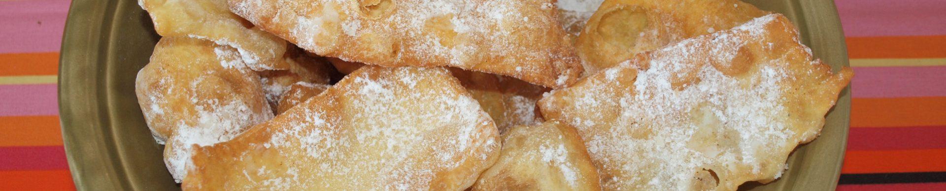 recette oreillette beignet bugne