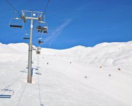 station de ski Val d'Allos - La Foux Espace Lumière