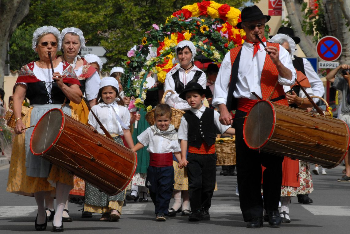 Festivités traditionnelles ©Philippe Leroux