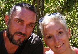 Aurore S. et Jérôme C à Moustiers-Ste-Marie