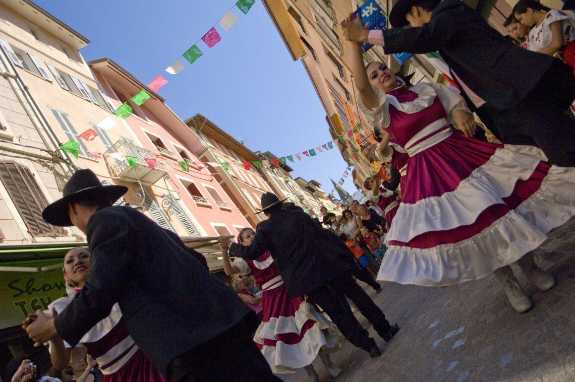 Fêtes latino-mexicaines à Barcelonnette ©M. Boutin Festivals