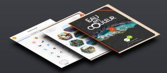 Télécharger gratuitement votre livre augmenté eau en couleur