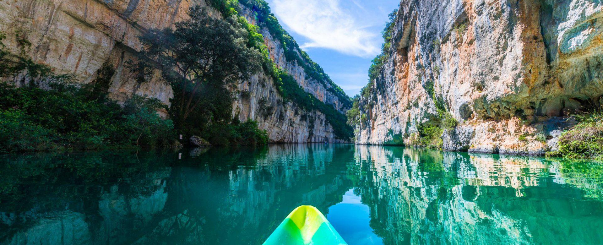 Rivière Bas Verdon Montpezat