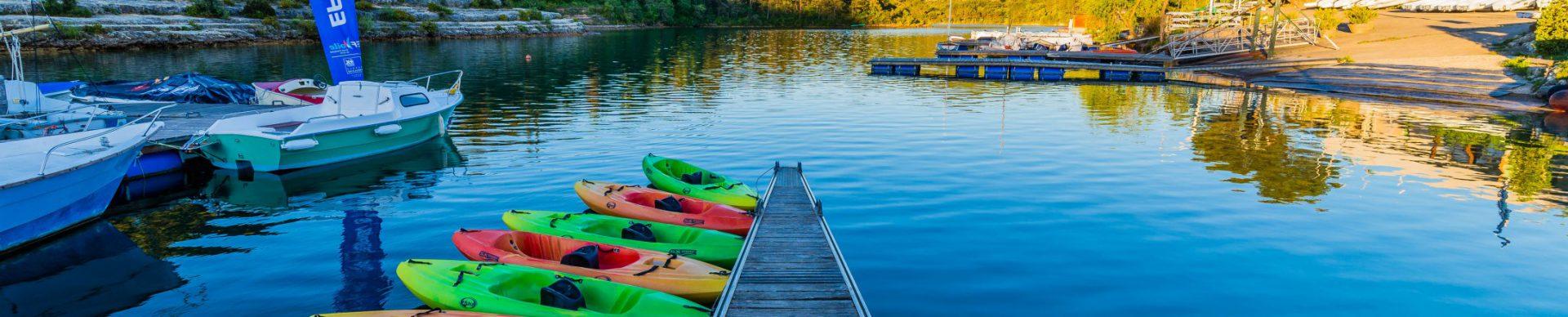 Lac d'Esparron-de-Verdon ©T. Verneuil