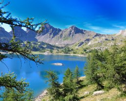 Lac d'Allos