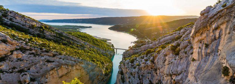 Lac de Sainte Croix du Verdon ©Teddy Verneuil