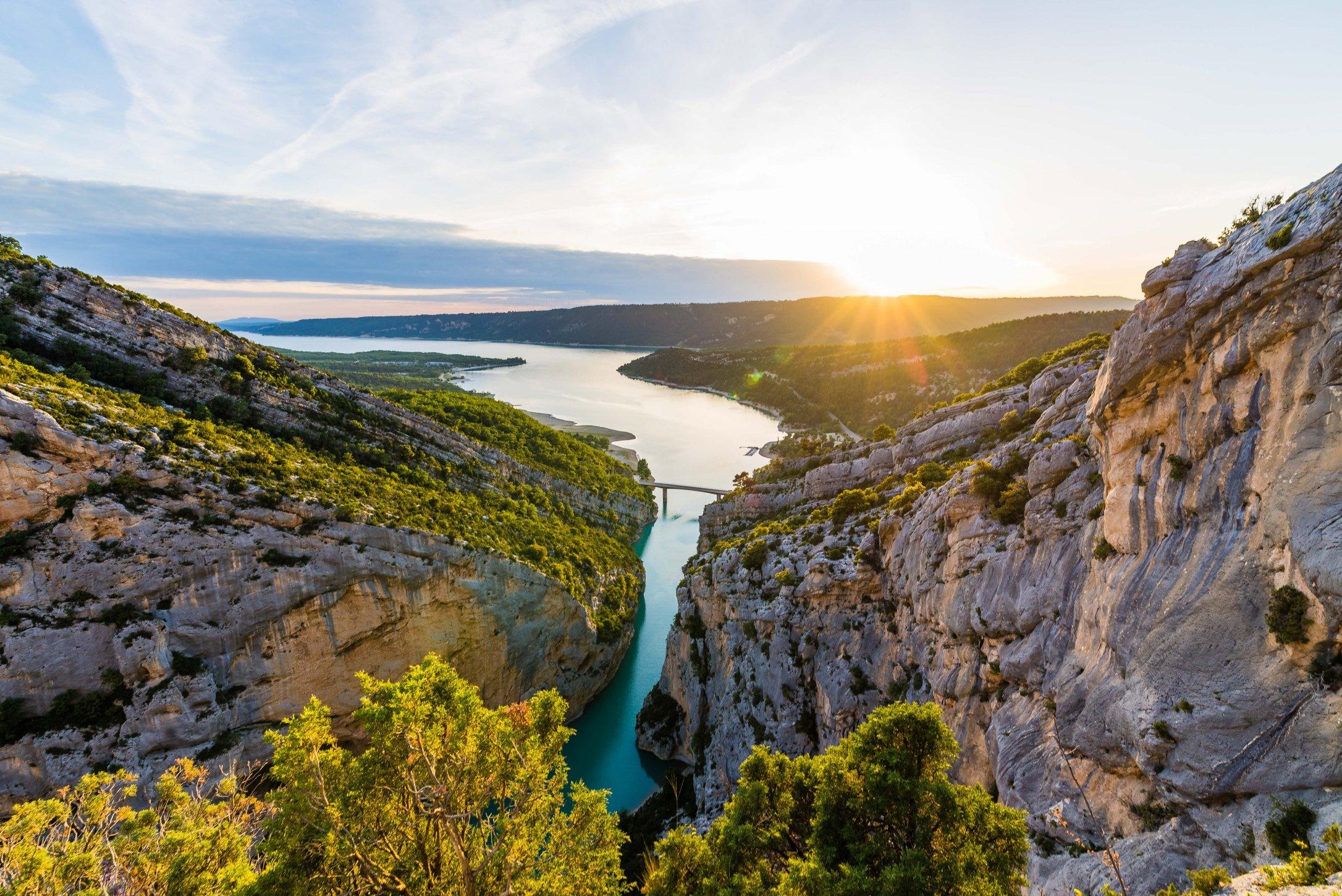 Parc naturel r gional du verdon alpes de haute provence - Sainte croix du verdon office du tourisme ...