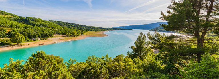 Lac de Sainte-Croix-de-Verdon ©T. Verneuil