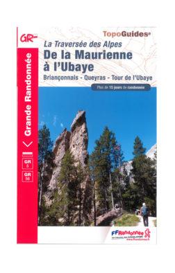 GR ® 5 – 56 – La Traversée des Alpes de la Maurienne à l'Ubaye