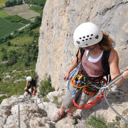 Via ferrata de la Grande Fistoire