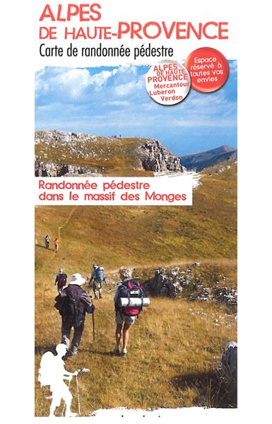Massif des Monges - 30 promenades et randonnées