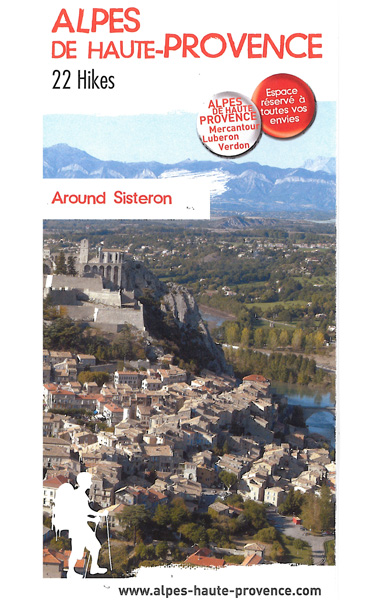 Around Sisteron – 22 hikes