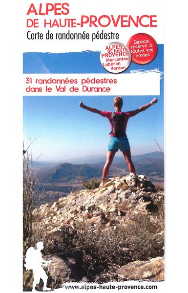 Val de Durance - 31 randonnées pédestres