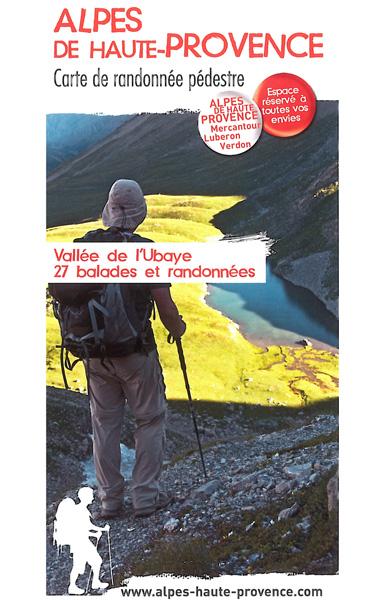 Vallée de l'Ubaye - 27 promenades et randonnées