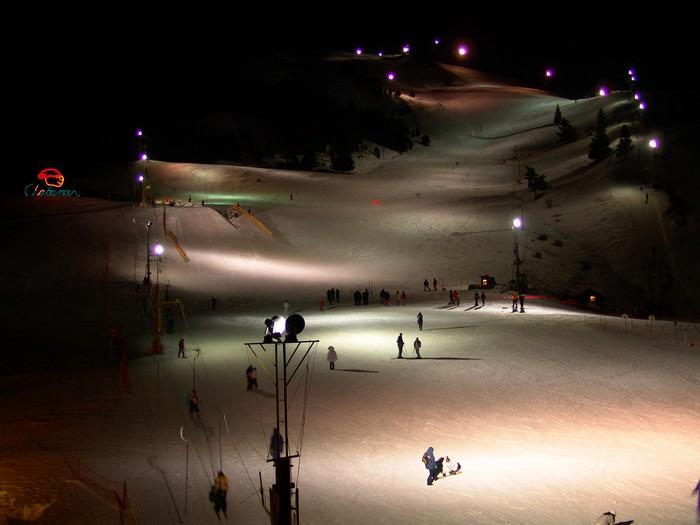 Grand prix de la Vallée en nocturne le 10 février 2018 à Chabanon Selonnet