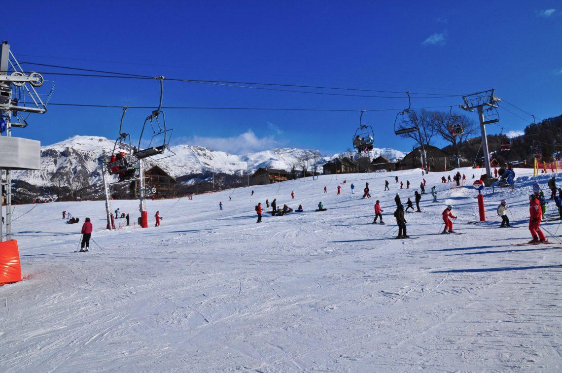 station de ski Le Sauze