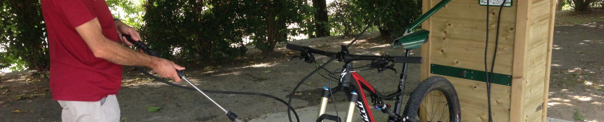 station vélo VTT de Digne-les-Bains