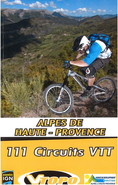 Alpes de Haute-Provence – VTT 111 circuits