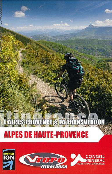 L'Alpes-Provence & La Transverdon - VTT