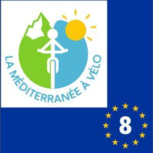 Logo La Méditerranée à vélo