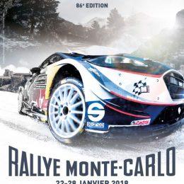 Rallye Monte Carlo 2018