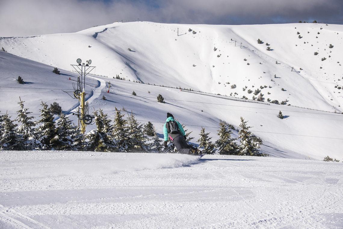 station de ski de Chabanon ©AD04/Manu Molle
