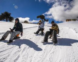 Station de ski de Chabanon yoner ©AD04/Manu Molle