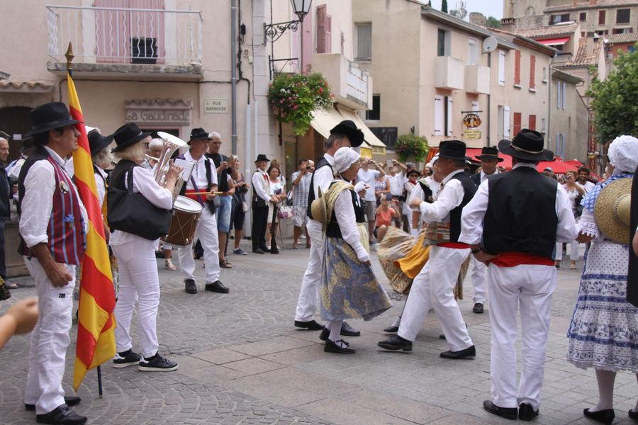 Fête Provençale Gréoux-les-Bains