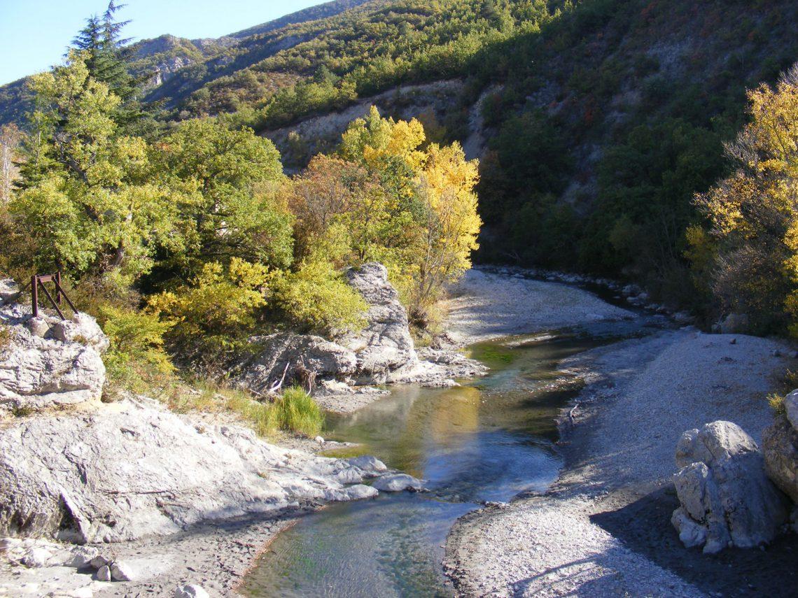 Rivière et vallée du Jabron @Sésames Entrepreneur