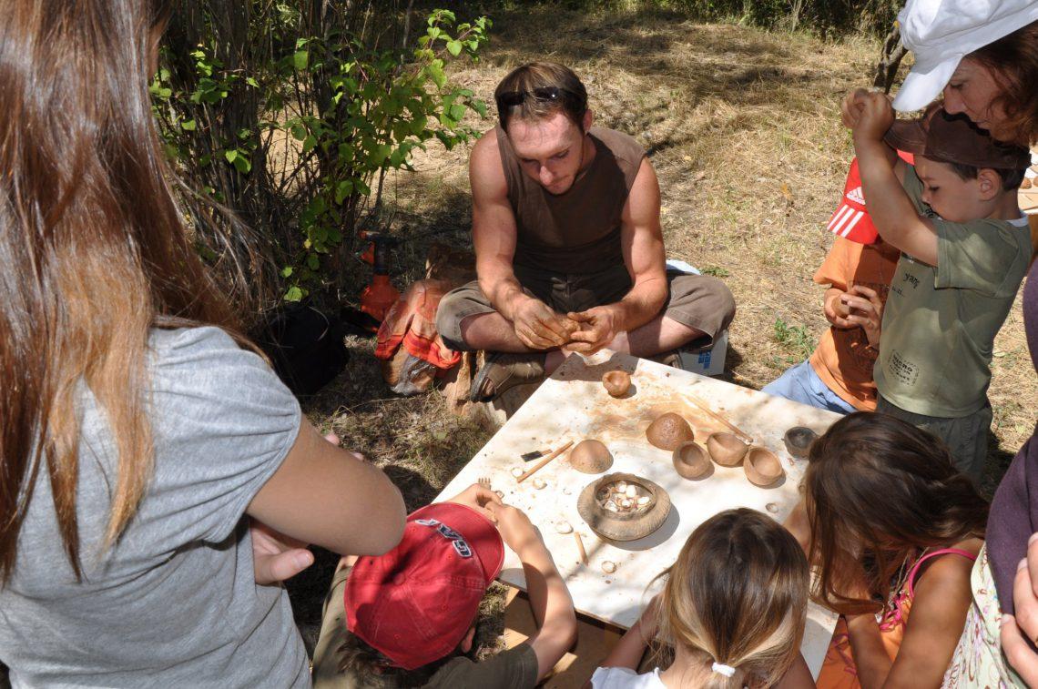 Journée de la préhistoire Quinson