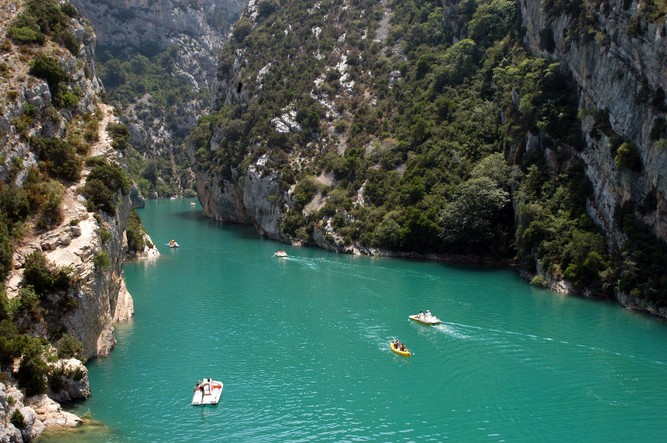 P dalo au lac de sainte croix du verdon alpes de haute provence tourisme - Camping lac st croix avec piscine ...